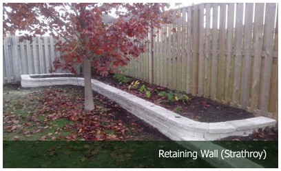 Retaining Wall (Strathroy)